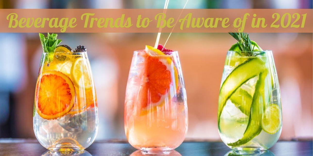 beverage industry trends