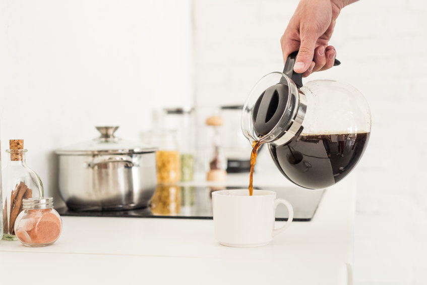 pour over coffee vs french press