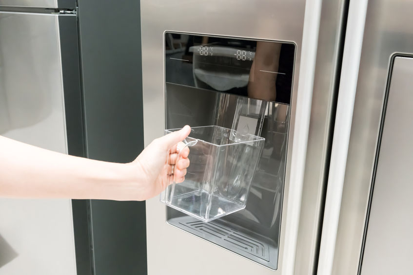 how an ice maker works