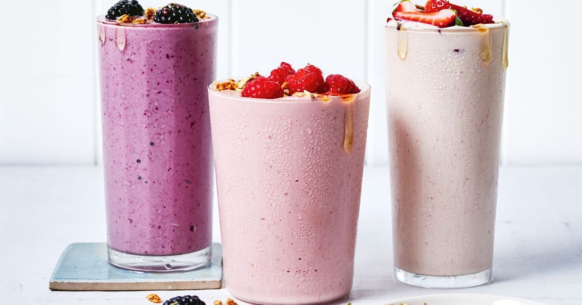 how to make a smoothie thicker